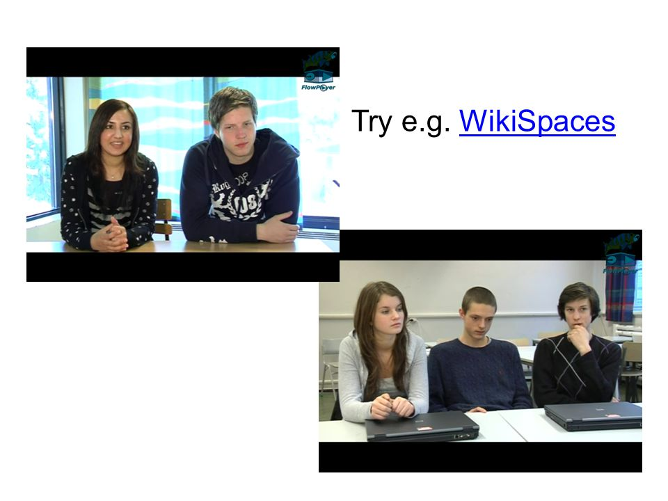 Try e.g. WikiSpaces