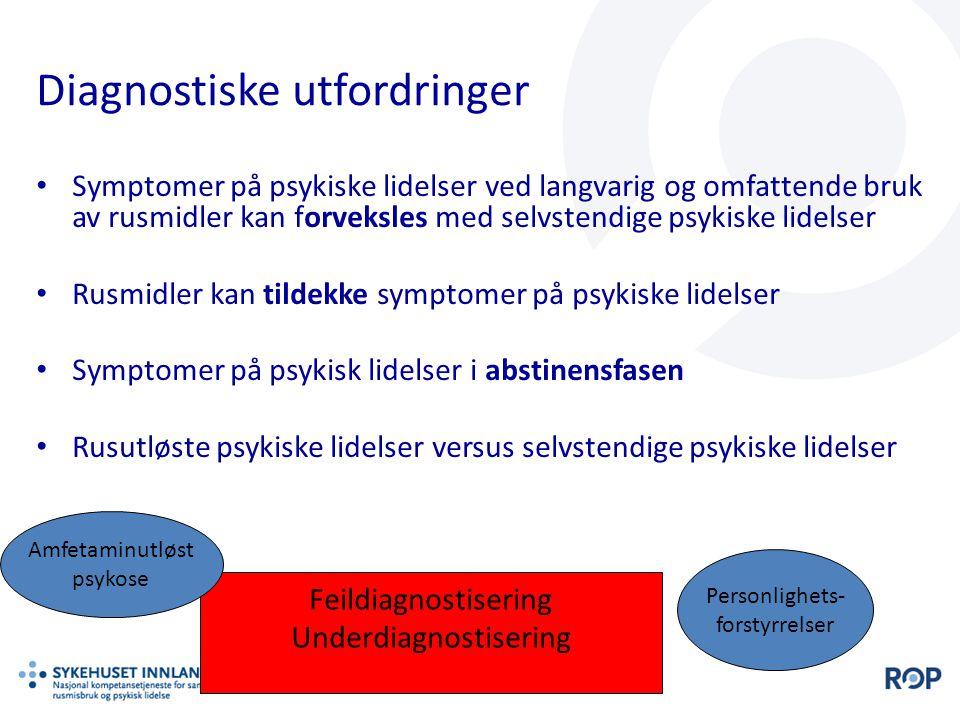 Diagnostiske utfordringer