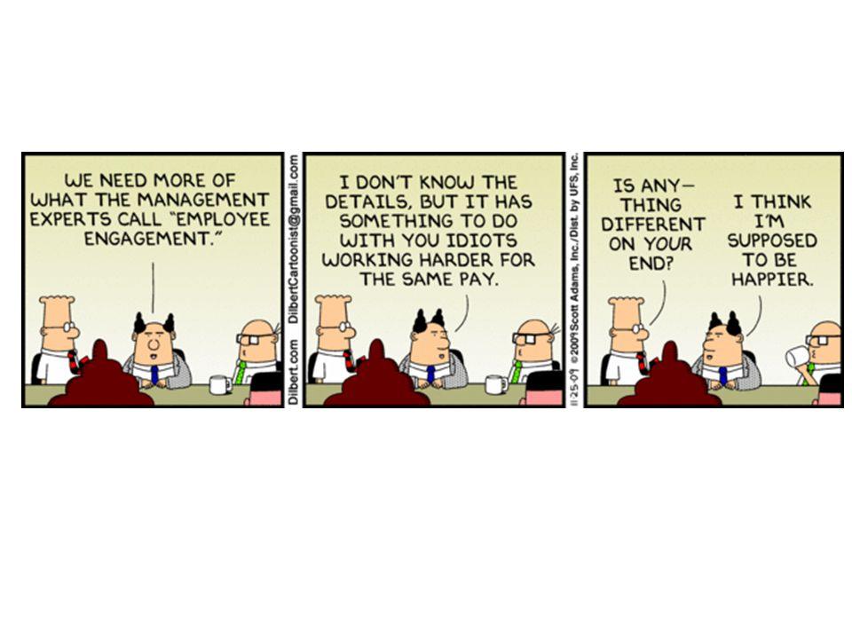 Mange som er opptatt av jobbengasjement, men få har egentlig en entydig riktig definisjon på hva det er.