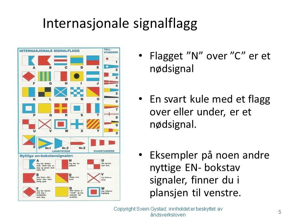 Internasjonale signalflagg
