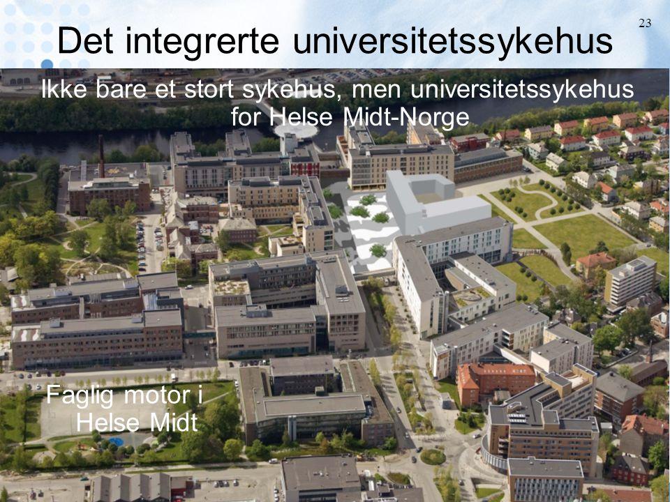 Det integrerte universitetssykehus