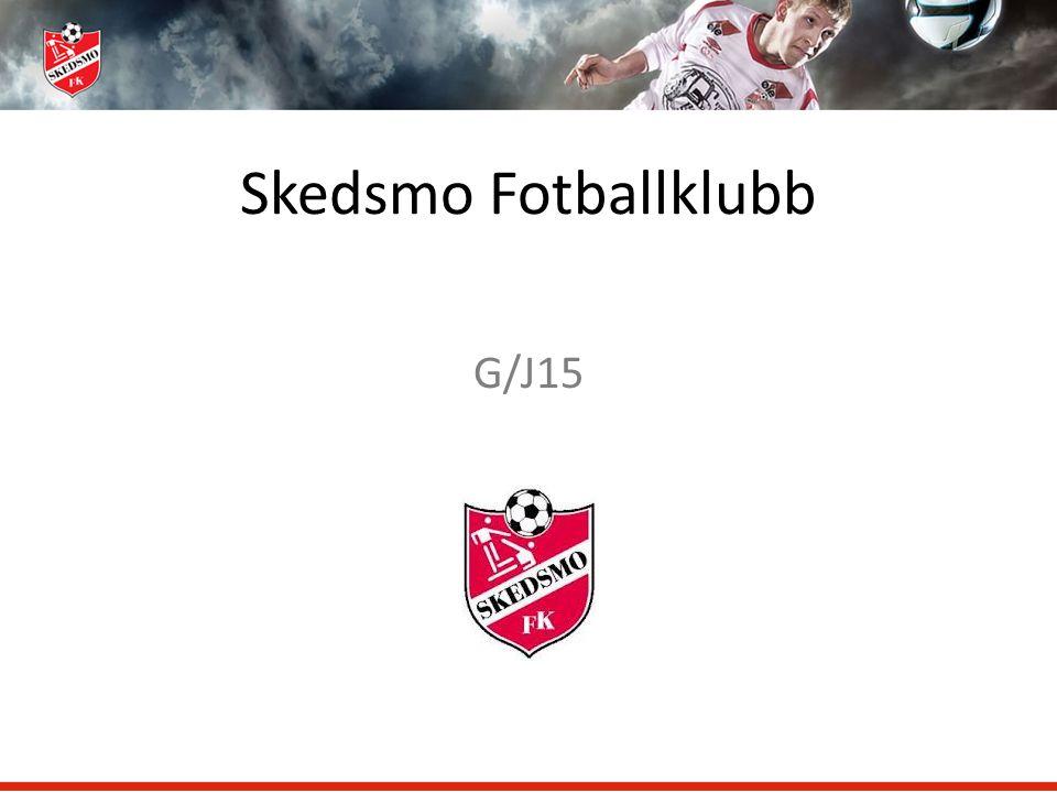 Skedsmo Fotballklubb G/J15