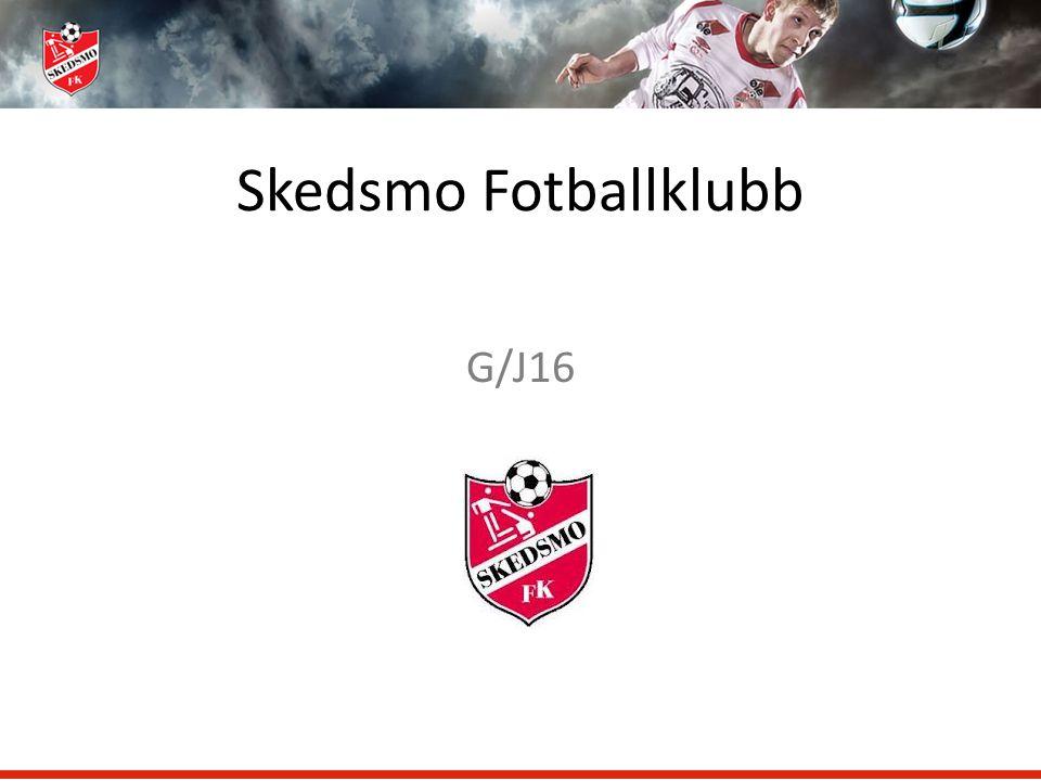 Skedsmo Fotballklubb G/J16
