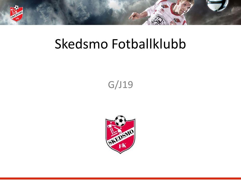 Skedsmo Fotballklubb G/J19
