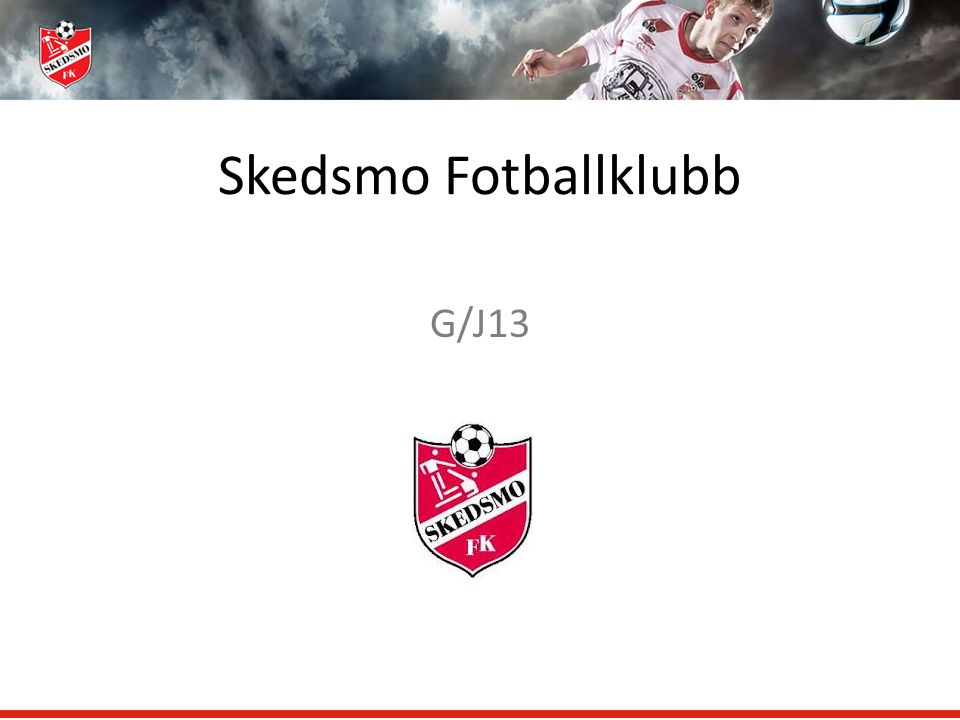 Skedsmo Fotballklubb G/J13