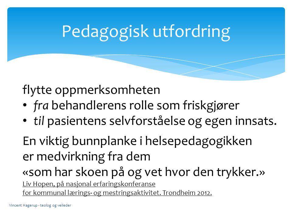 Pedagogisk utfordring