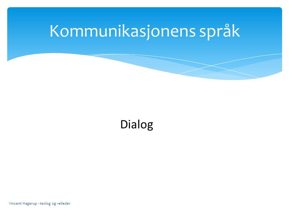 Kommunikasjonens språk