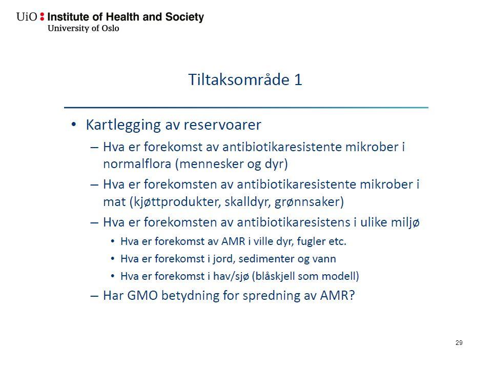 Noen viktige kunnskapshull(Rapport 2014)