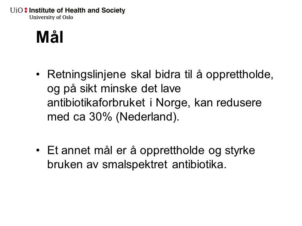 Andre tiltak Kompetansesenter for legevaktsmedisin i Bergen