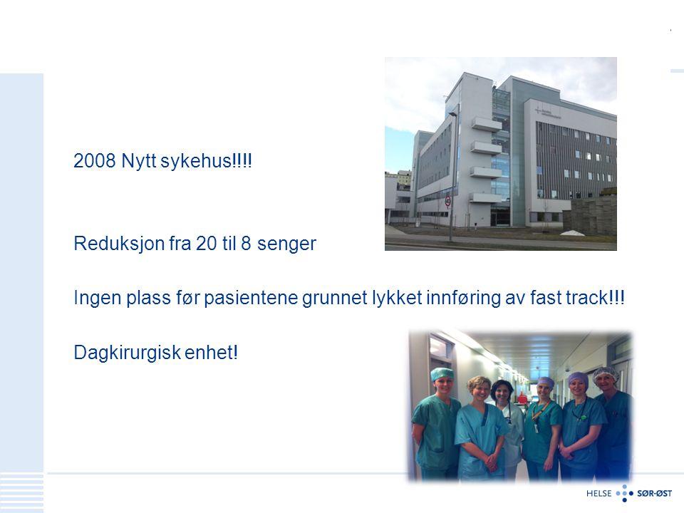 2008 Nytt sykehus!!!.