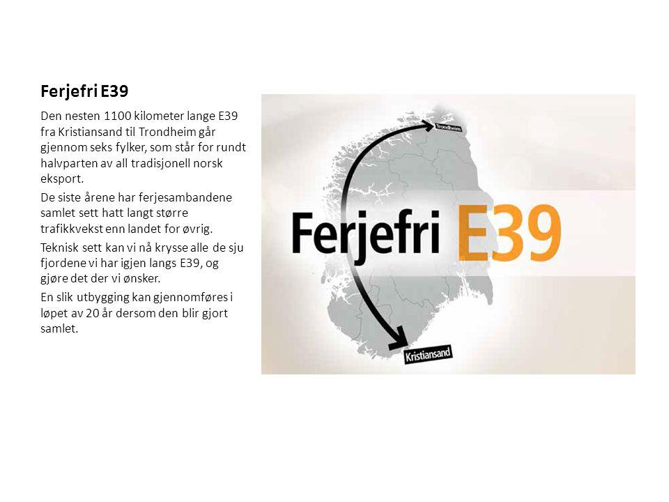Ferjefri E39