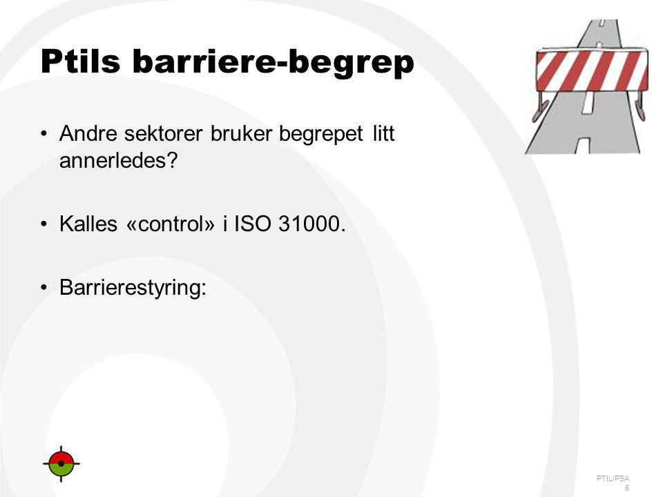 Ptils barriere-begrep
