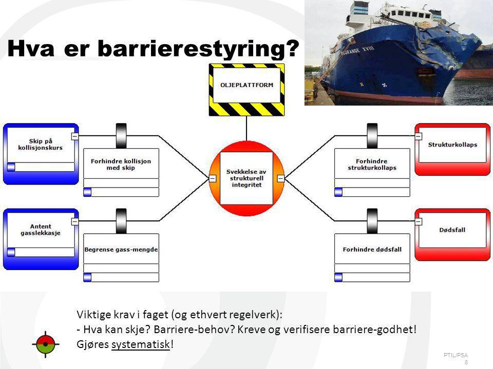 Hva er barrierestyring