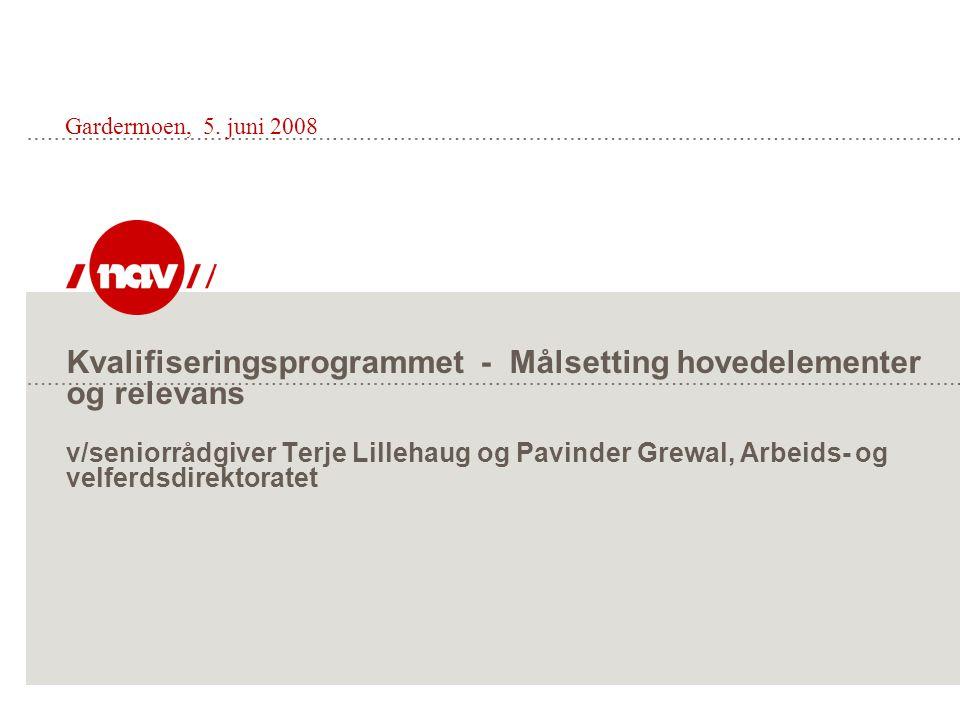 Gardermoen, 5. juni 2008