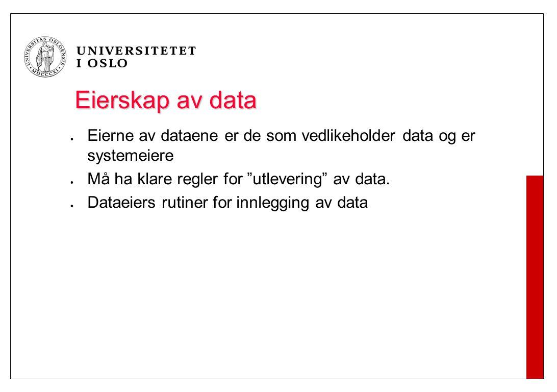 Datakilder