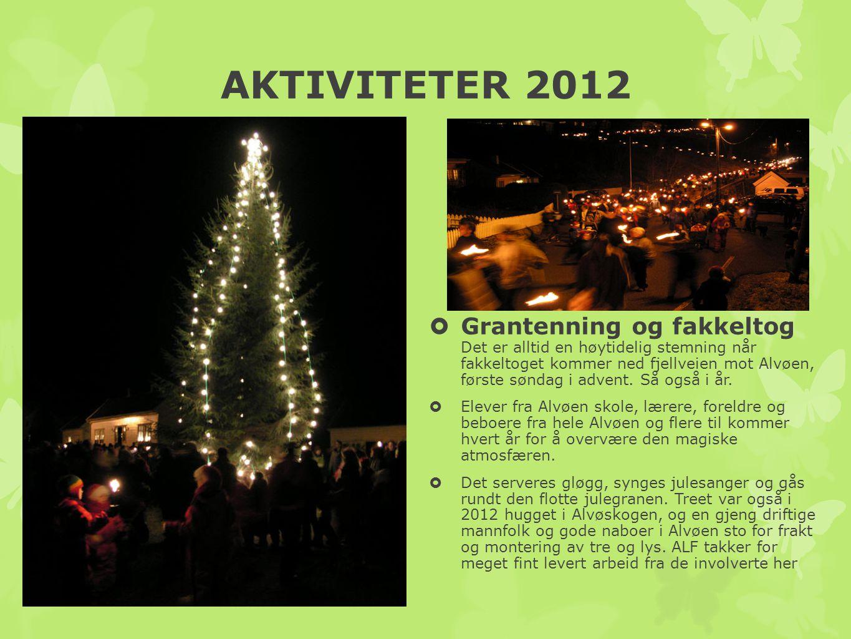 AKTIVITETER 2012