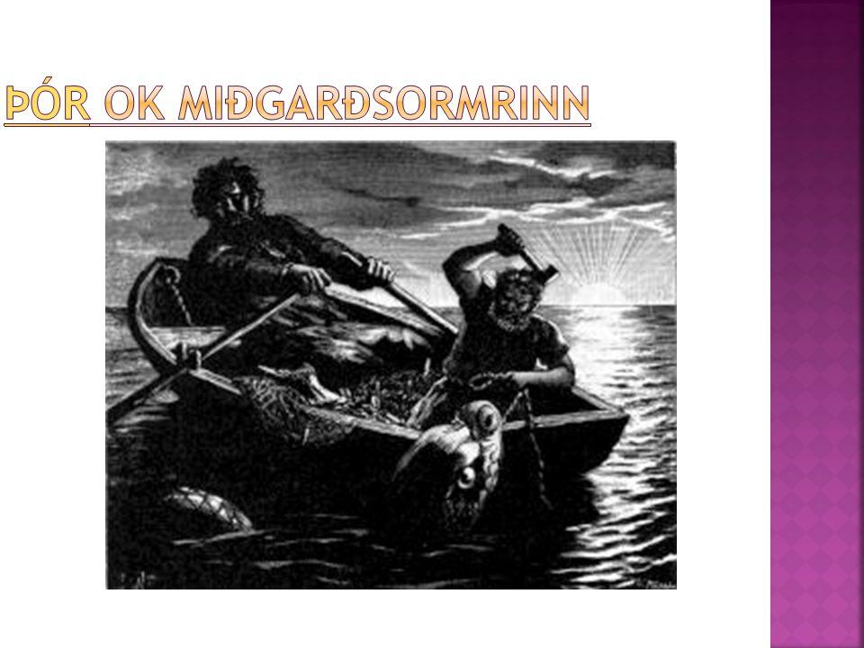 Þór ok Miðgarðsormrinn
