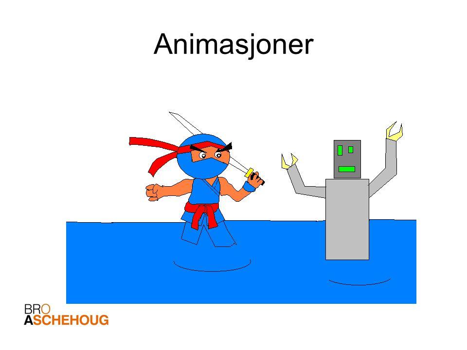 Animasjoner