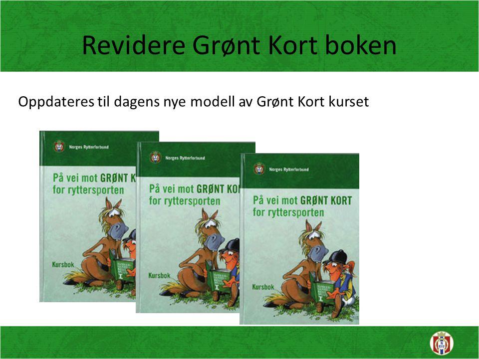 Revidere Grønt Kort boken
