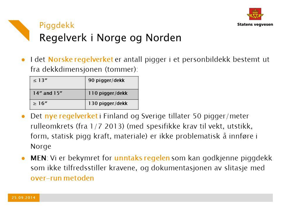 Regelverk i Norge og Norden