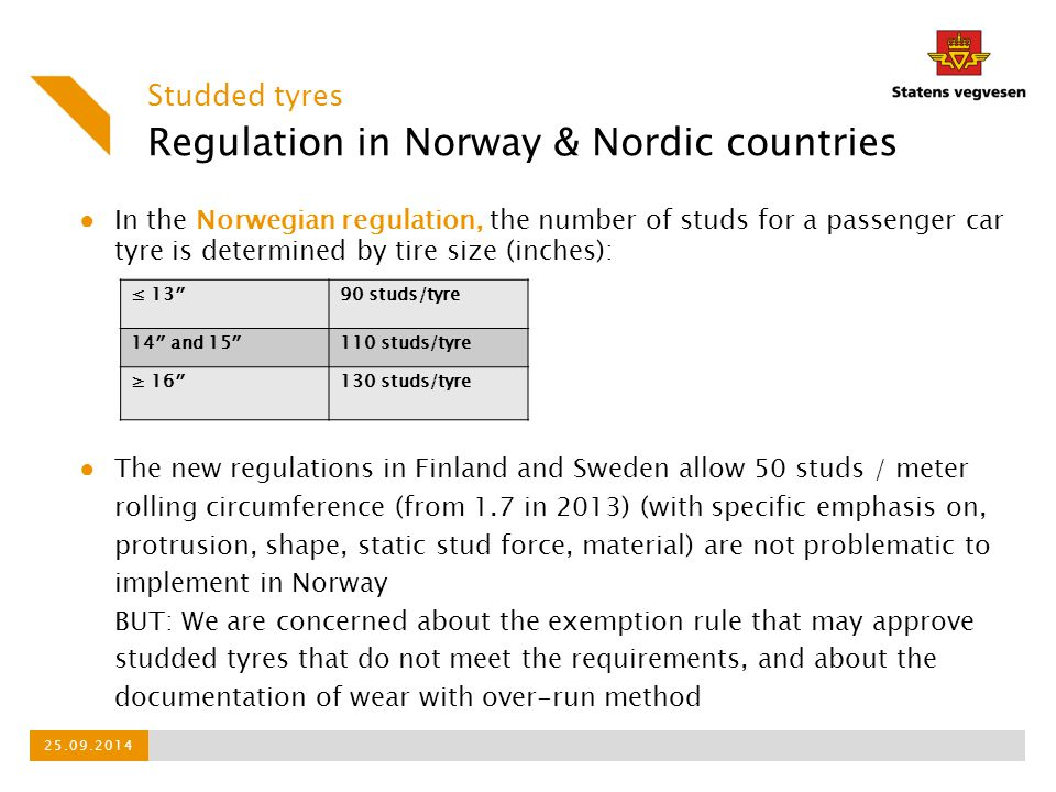 Regulation in Norway & Nordic countries