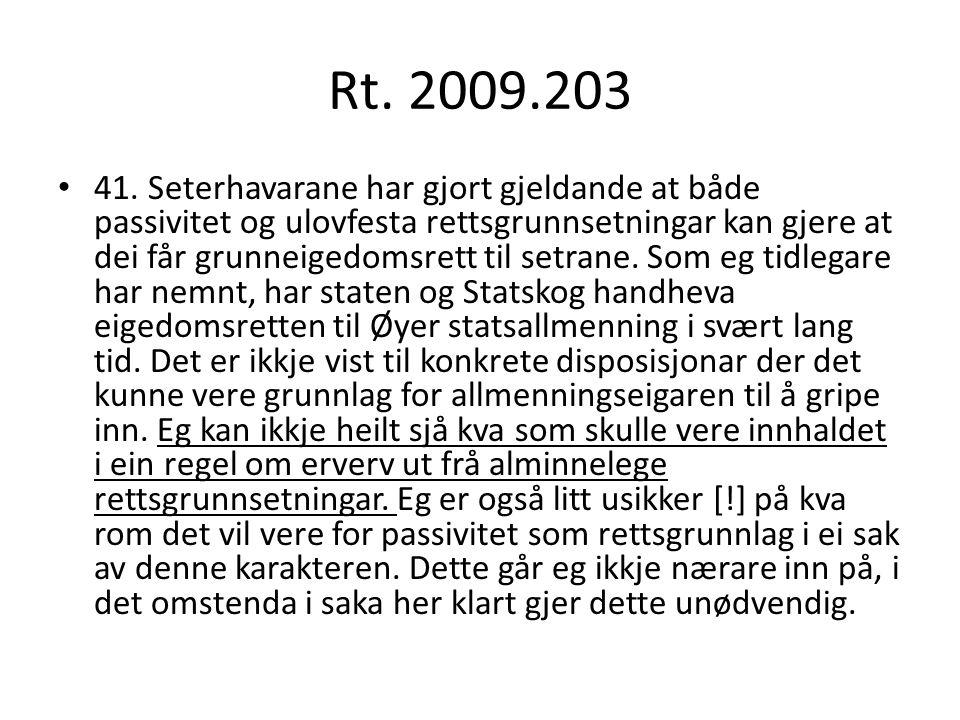 Rt. 2009.203