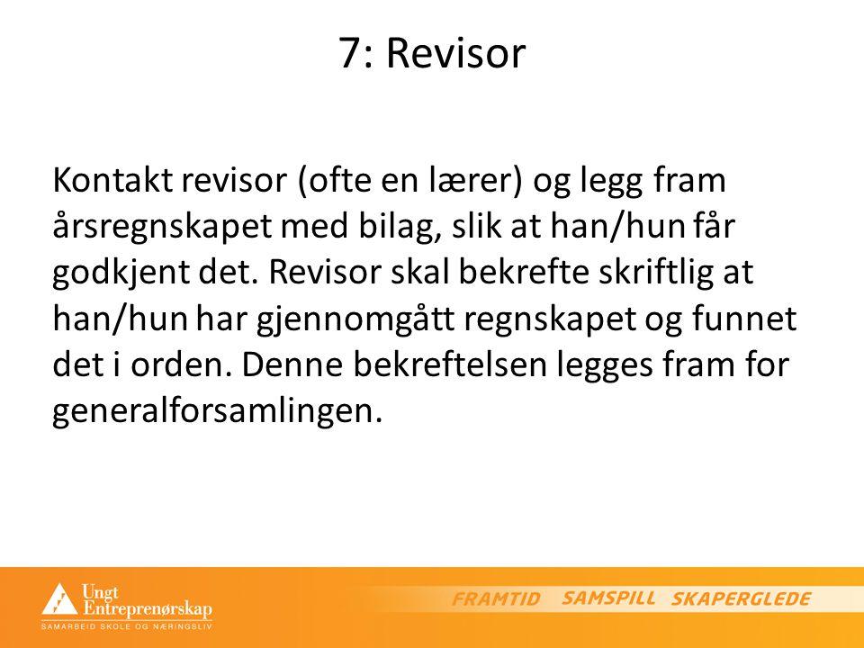 7: Revisor