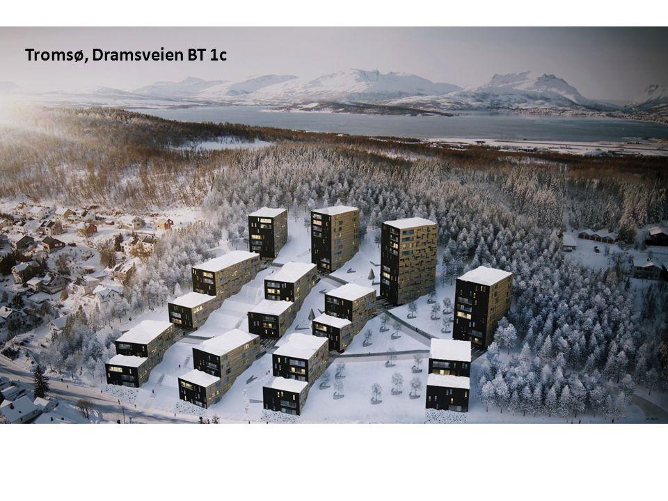 Tromsø, Dramsveien BT 1c