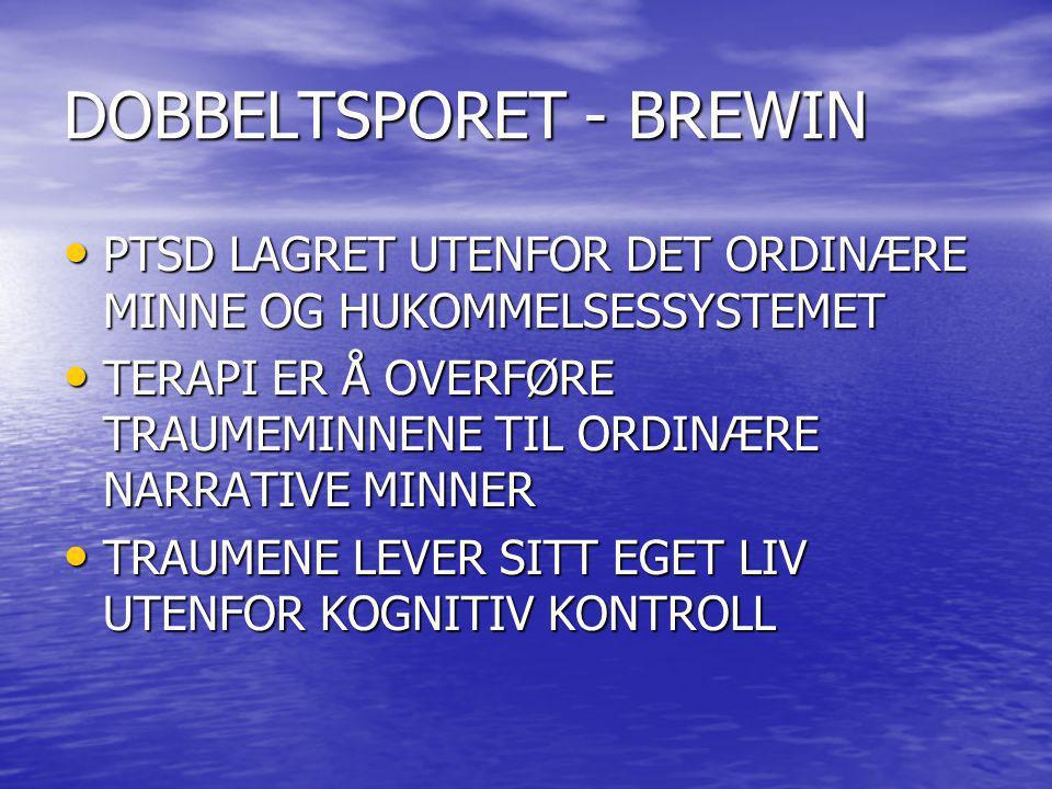DOBBELTSPORET - BREWIN