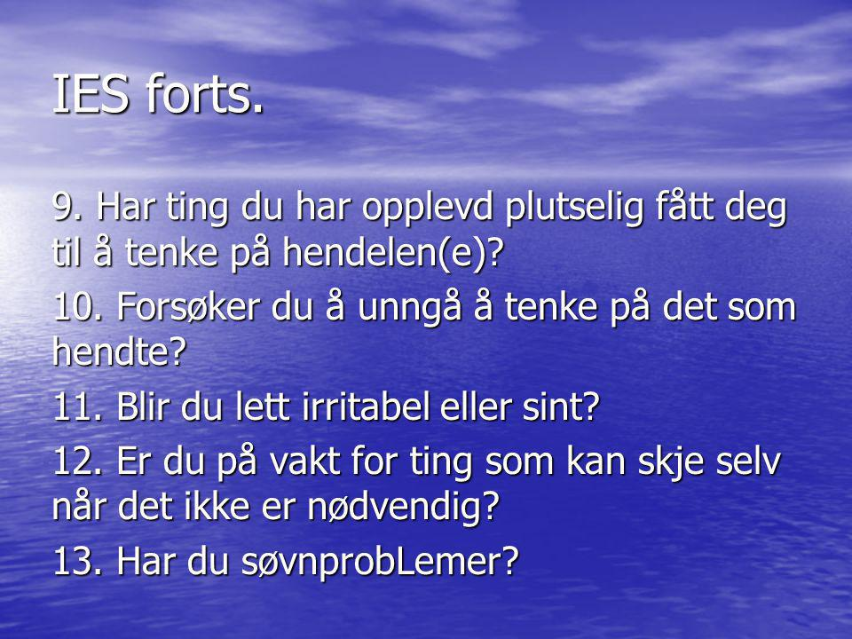 IES forts.