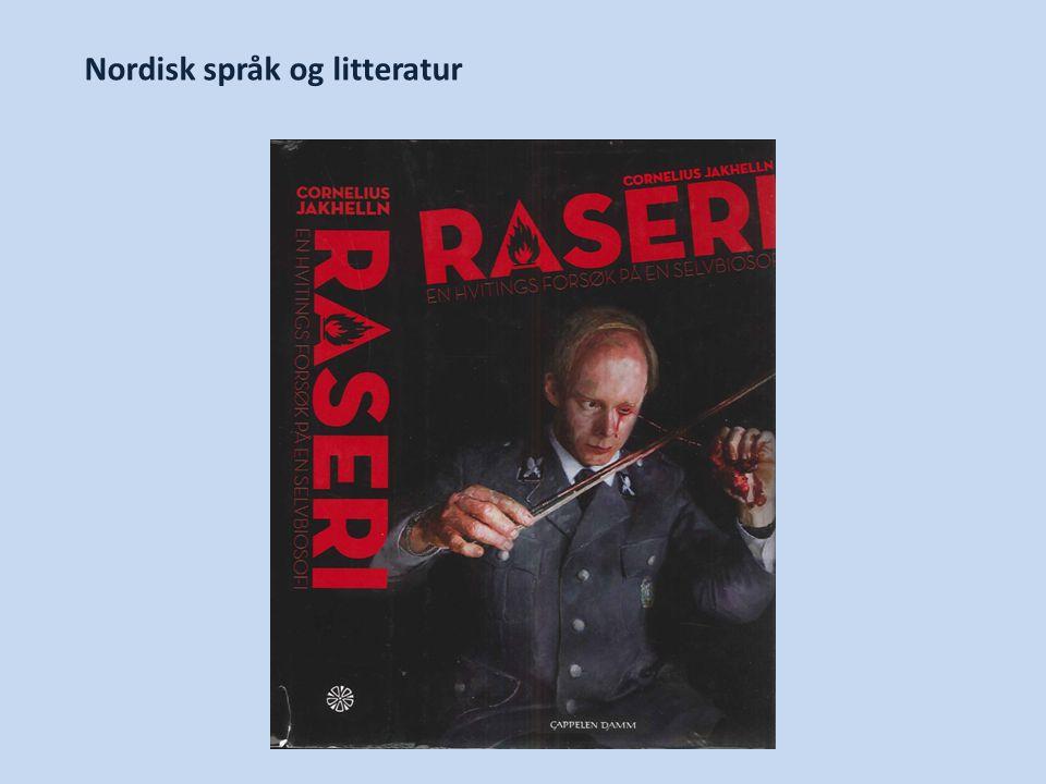 Nordisk språk og litteratur