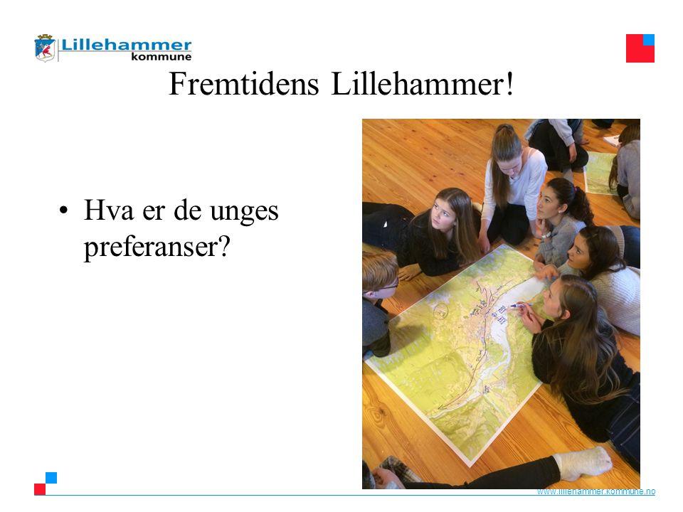 Fremtidens Lillehammer!