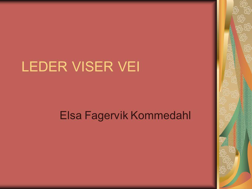 Elsa Fagervik Kommedahl