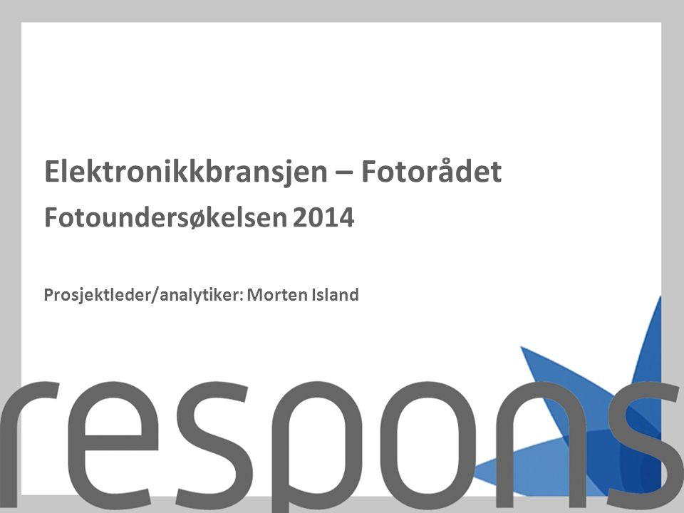 Elektronikkbransjen – Fotorådet