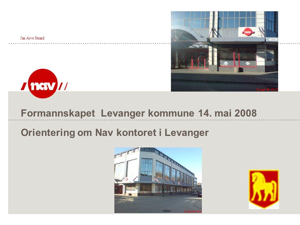 Jan Arve Strand Formannskapet Levanger kommune 14.