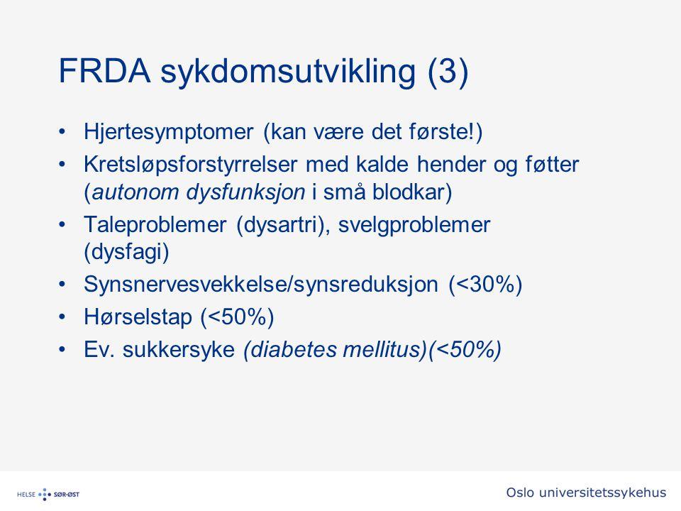 FRDA sykdomsutvikling (3)