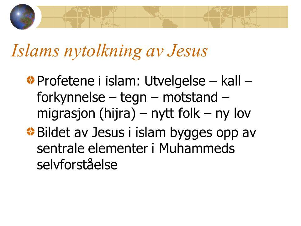 Islams nytolkning av Jesus