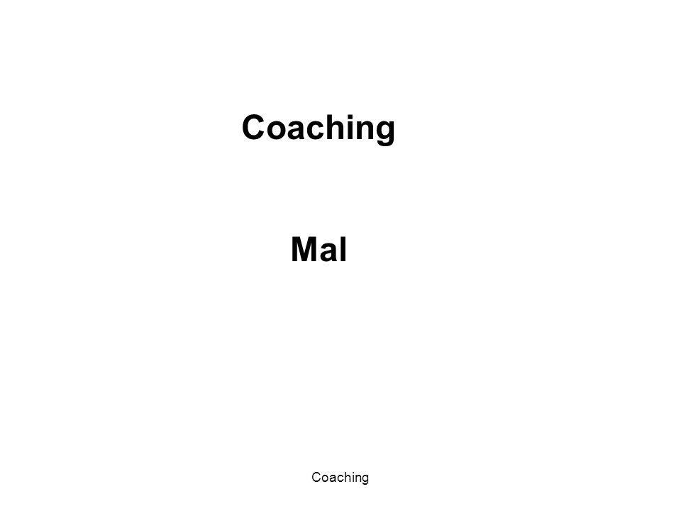 Coaching Mal Coaching