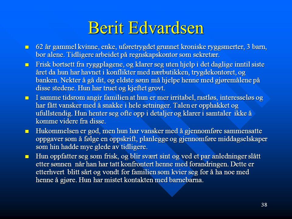 Berit Edvardsen