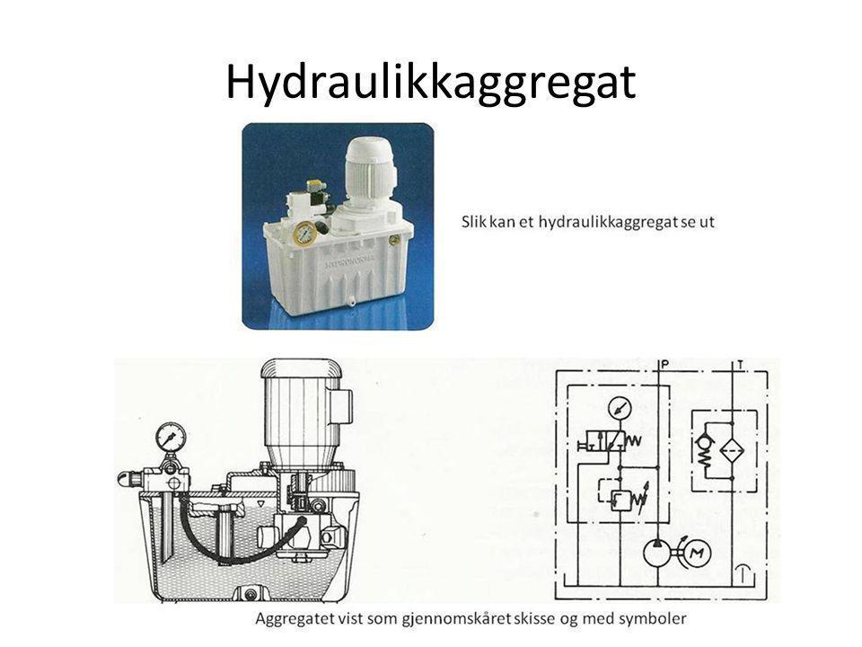 Hydraulikkaggregat