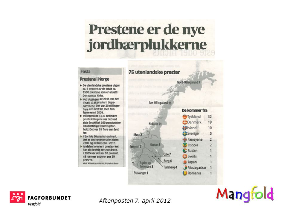 Aftenposten 7. april 2012