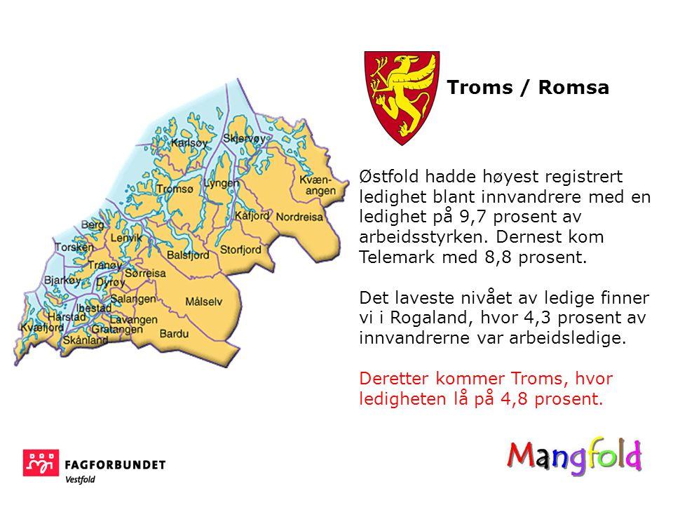 Troms / Romsa