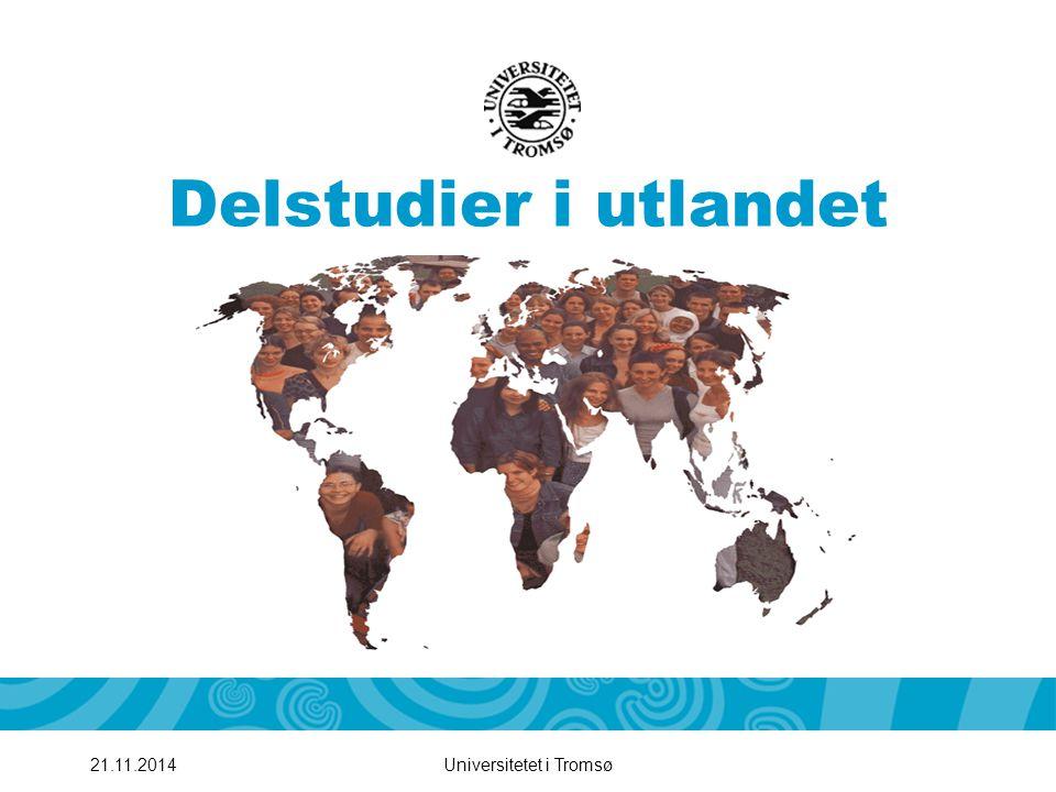 Delstudier i utlandet 07.04.2017