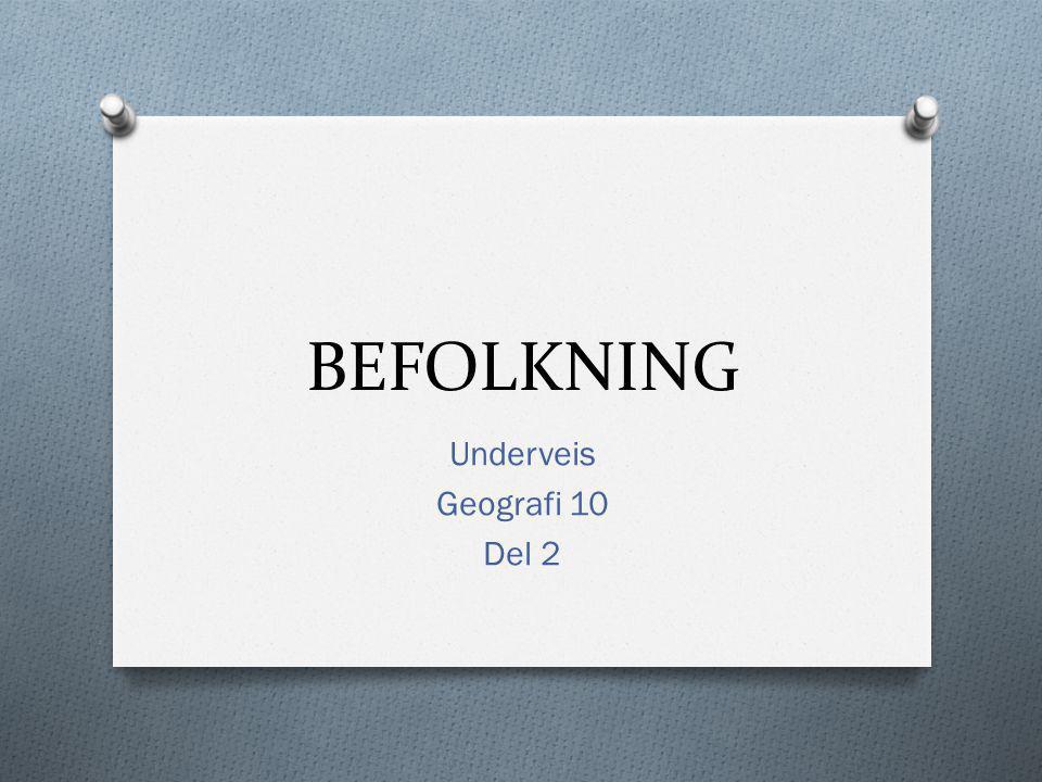 Underveis Geografi 10 Del 2