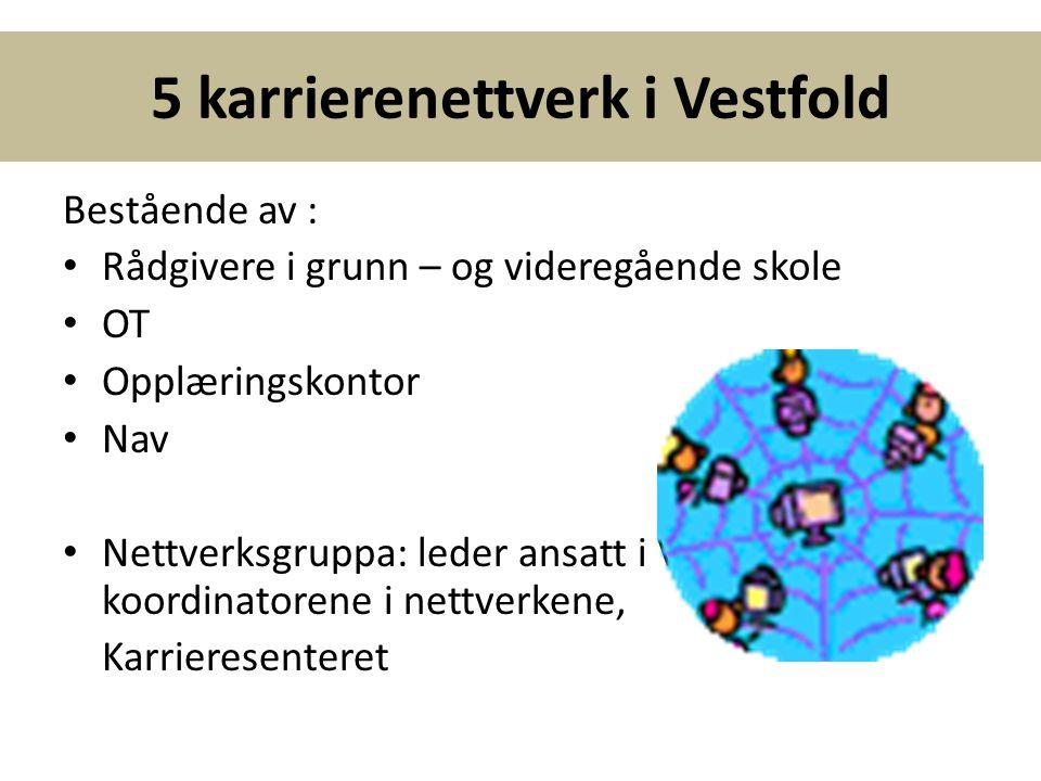 5 karrierenettverk i Vestfold