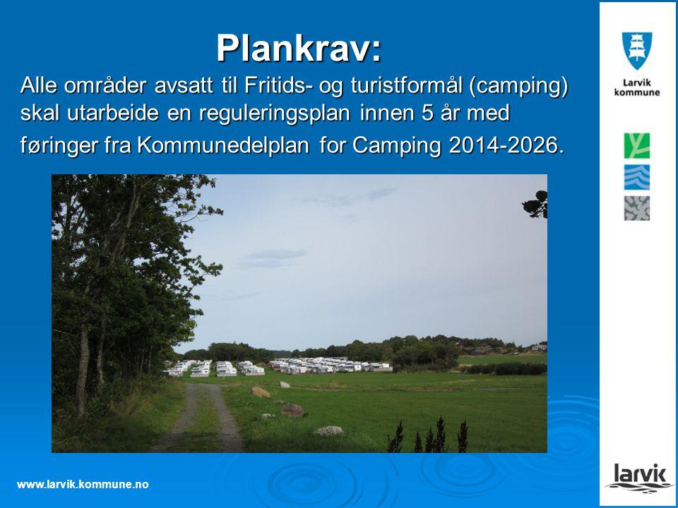 Plankrav: