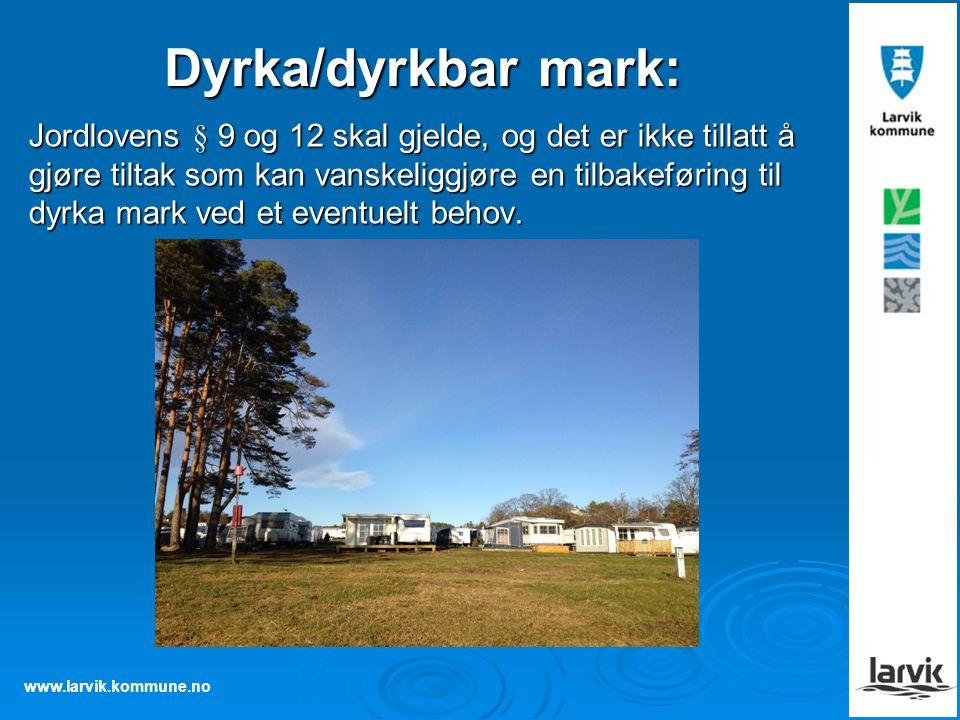 Dyrka/dyrkbar mark: