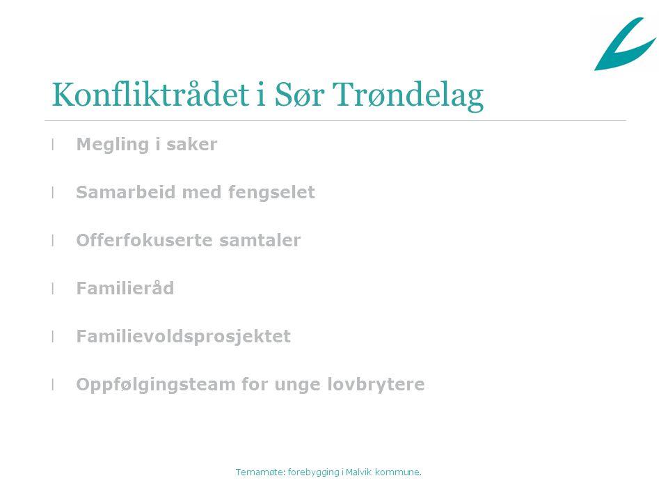 Konfliktrådet i Sør Trøndelag