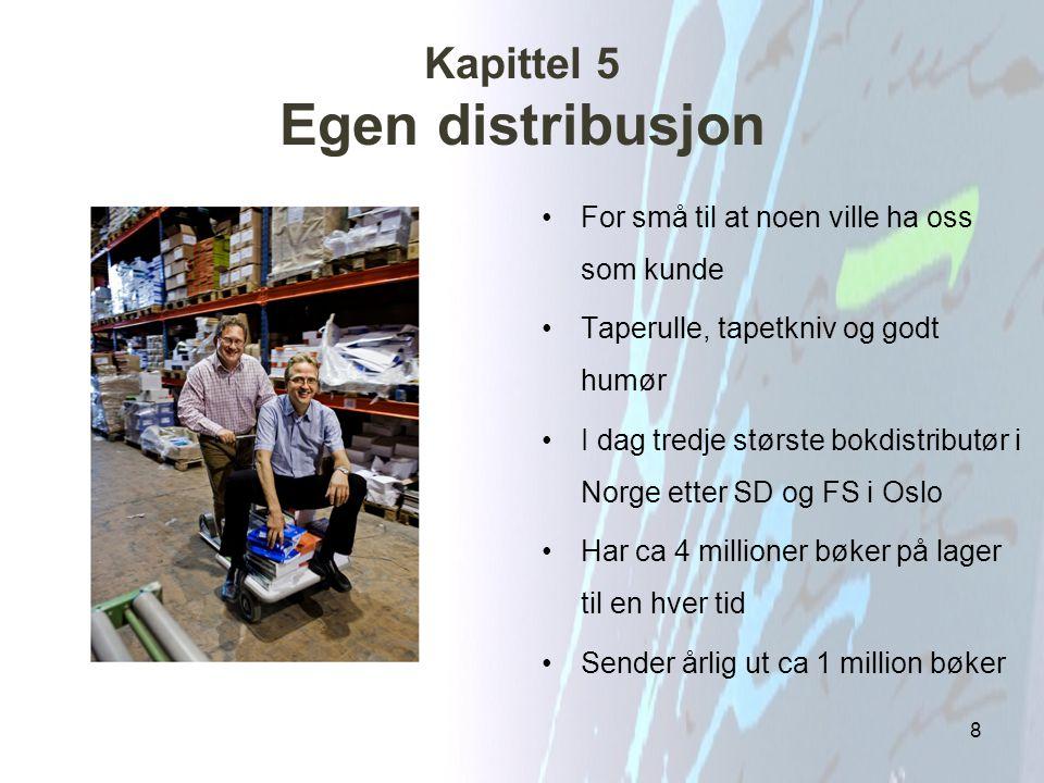 Kapittel 5 Egen distribusjon
