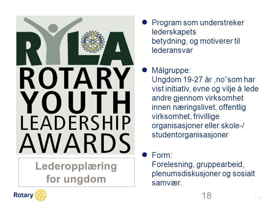 Lederopplæring for ungdom